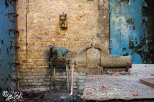 Fotografie - Lost Place - Verlassene KFZ Werkstatt